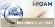 Visit our web site dedicated to I-Foam