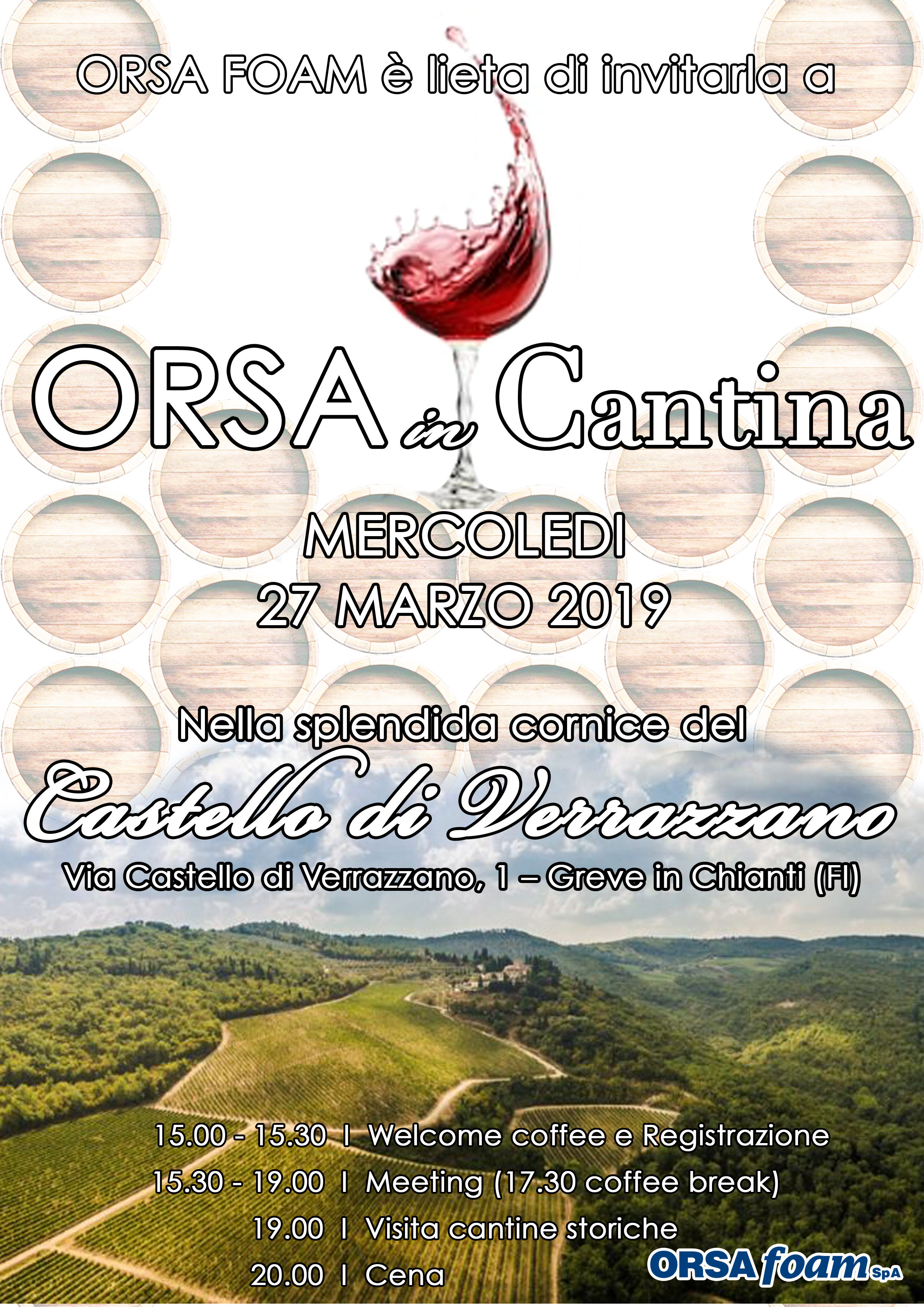 orsa in cantina